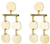 Eddie Borgo Token Chandelier Drop Earrings