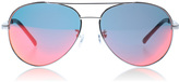 Police Legend 2 Sunglasses Silver 589R
