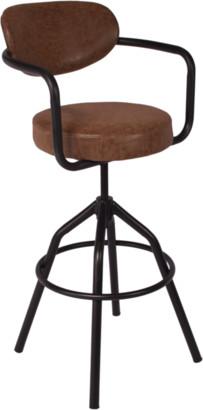 Alliance Furniture Frederick Adjustable Bar Stool