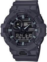 G-Shock Men's Analog-Digital Dark Grey Resin Strap Watch 53mm