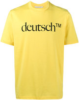 John Lawrence Sullivan Deutsch t-shirt