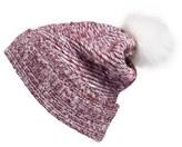 BP Knit Pompom Beanie