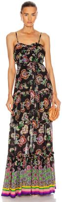 Alexis Lussa Dress in Midnight Bloom   FWRD