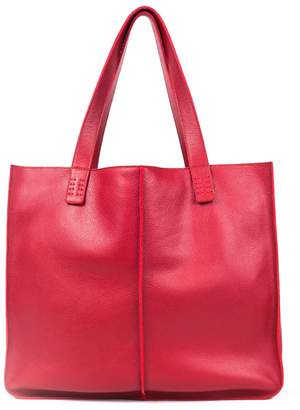 Neyuh Leather The Large Tote Red