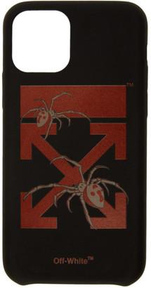 Off-White Black Arachno Arrows iPhone 11 Pro Case