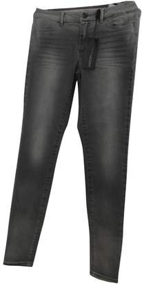 Marc Cain Grey Cotton - elasthane Jeans for Women