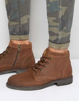 Selected Trevor Leather Boots