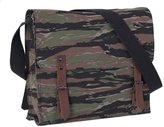 Rothco Canvas Medic Bag, Tiger Stripe Camo