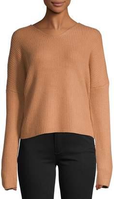 Caara Oversized V-Neck Sweater