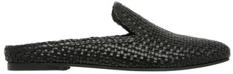 Piper Penny Black Flat Shoes