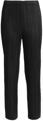 Pleats Please Issey Miyake Thicker Bottoms 1 Skinny Pants