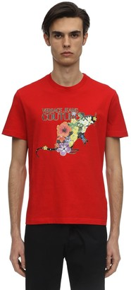Versace Jeans Couture Printed T-Shirt