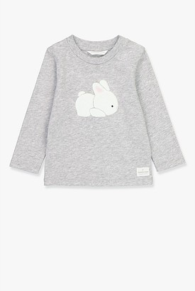 Country Road Bunny T-Shirt