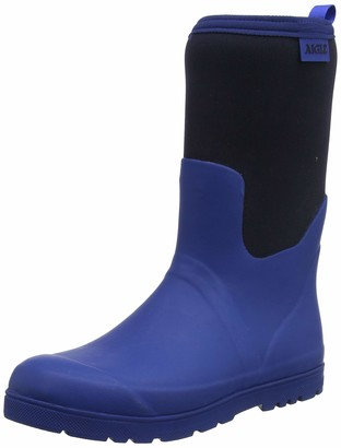 Aigle Unisex Kids Woody Cross Wellington Boots
