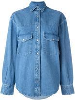 Golden Goose Deluxe Brand classic denim shirt - women - Cotton - XS