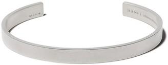 Le Gramme Le 21 Grammes ribbon bracelet
