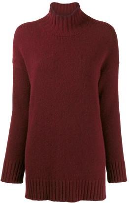 Pringle Roll Neck Sweater