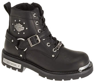 Harley-Davidson Women Becky Motorcycle Riding Boot Women Shoes