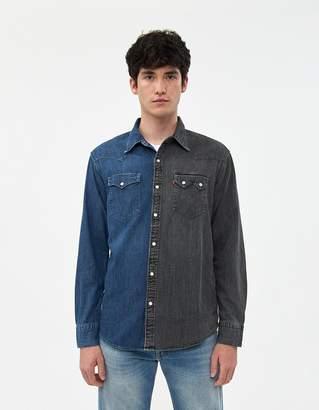 Levi's Bartooth Button Up Shirt