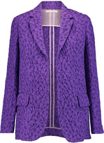 Nina Ricci Silk-blend cloqué jacket