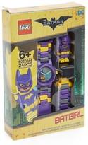 Lego Infant Batman Movie Batgirl(TM) Minifigure Link Watch