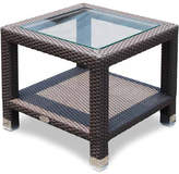 Houseology Skyline Mankani Side Table - Java Brown