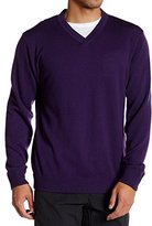 Robert Graham Men's Newcastle V-Neck Sweater