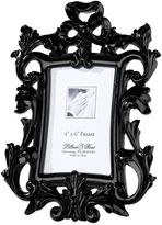 Lillian Rose Lillian RoseTM True Love 4-Inch x 6-Inch Frame in Black