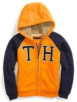 Tommy Hilfiger Little Boy's Fur Lined Hoodie