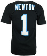 Nike Men's Cam Newton Carolina Panthers Pride Name and Number T-Shirt