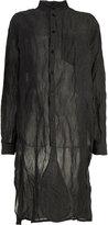 Yang Li oversized shirt - women - Cotton/metal - 40