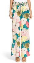 Lafayette 148 New York Women's Floral Silk Drawstring Pants