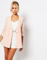 Fashion Union Asymetric Blazer