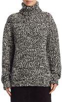 Saint Laurent Wool Turtleneck Sweater