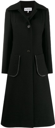 Loewe Patch Pocket Coat