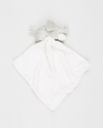 Bebe by Minihaha Grey Animals - Animal Comforter - Babies - Size One Size at The Iconic