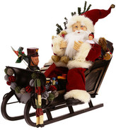 "Mark Roberts 24"" Santa with Sleigh"