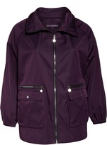 Thumbnail for your product : Bernardo Short Water Resistant Rain Jacket
