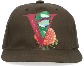 Valentino V Logo Baseball Cap