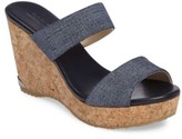 Women's Jimmy Choo Parker Wedge Sandal