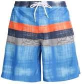 Chiemsee Swimming Shorts Blue/orange