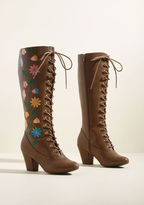 B.A.I.T. Footwear You Grow, Girl! Boot in Brown in 6