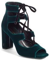 Saint Laurent Women's Loulou Ghillie Sandal