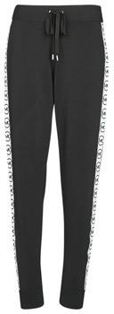 MICHAEL Michael Kors MK CIRCLE LOGO JOGGER women's Sportswear in Black