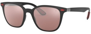 Ray-Ban Polarized Sunglasses, RB4297M 51