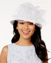August Hats Orchid Cloche Hat