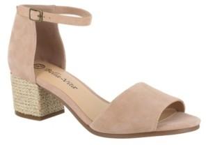 Bella Vita Fable Block Heel Wrap Sandals Women's Shoes