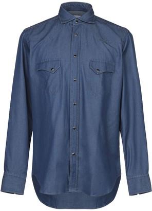 Tagliatore Denim shirts