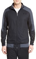 Under Armour Men's 'Select' Moisture Wicking Warm-Up Jacket