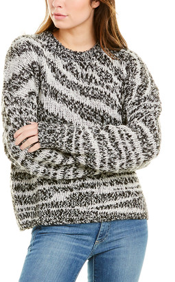 Current/Elliott Current/Elliot The Cybill Wool-Blend Sweater